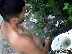 Nude black men pissing gay xxx We're out on a mud road for this video,