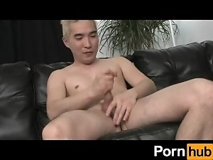 Rare Breed: Blond Asian