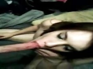Sissy's Sucking Cock And Drinking Salty Cum