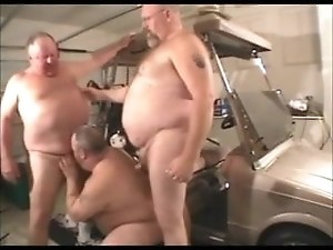 chubs fuck on golf cart