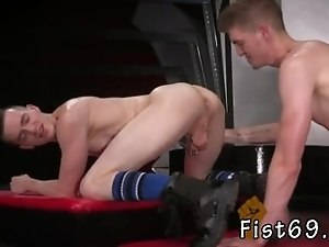 Young boy gay sex video downloads and fist fucking tips male Slim piggy